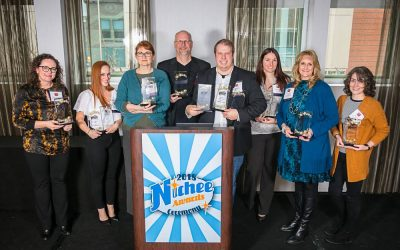 Automotive Recycling Magazine Earns a 2018 Nichee Award for the Second Year in a Row