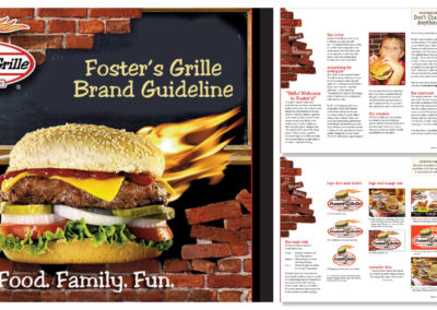 Fosters Brand Guide